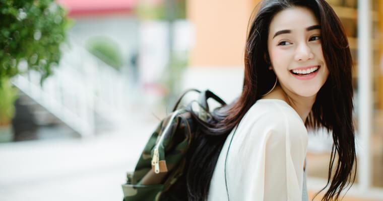 国民年金から脱退一時金を受給できる権利がある外国人留学生の女性