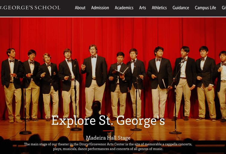 ST.GEORGE'S SCHOOL