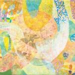 <お春風とチューバ> 162×194cm