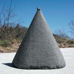 68×40×60cm  黒御影石