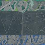 亜鉛凹版(64 x 84cm)エッチング