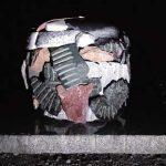 110×150×110cm 御影石、大理石、安山岩、ステンレス、ブロンズ