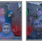 2016  壁の中の女・たち 194×312cm