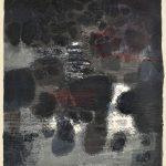 木版 (66 x 59cm)
