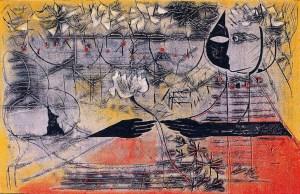 1988年 風媒花 (84 x 75)
