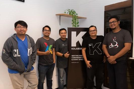 Para Narasumber di GGD Bogor Meet Up