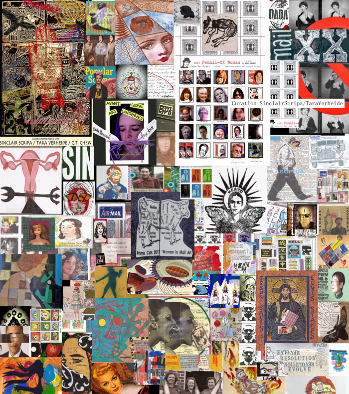Magazine Collage Art Ideas