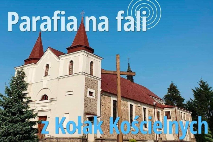 Terenowe studio Radia Nadzieja w Kołakach Kościelnych – Transmisja