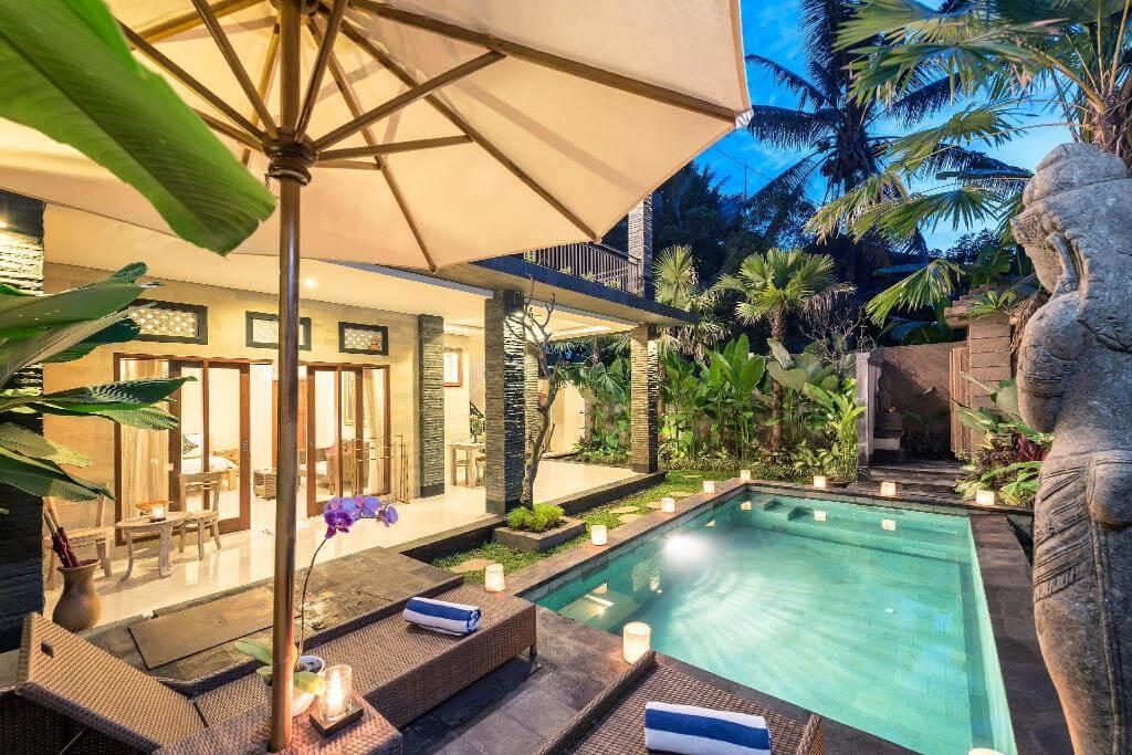 wasudewa private villa