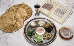 Passover Setting