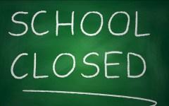 School Closed Banner