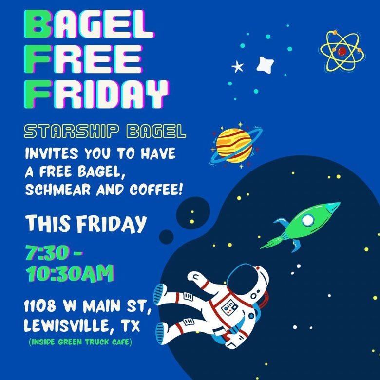 Bagel Free Friday