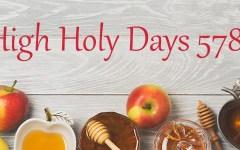 High Holy Days