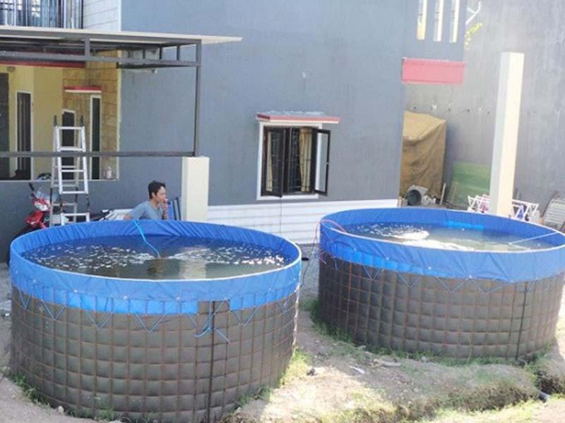 pusat penjualan kolam terpal bulat terbaik