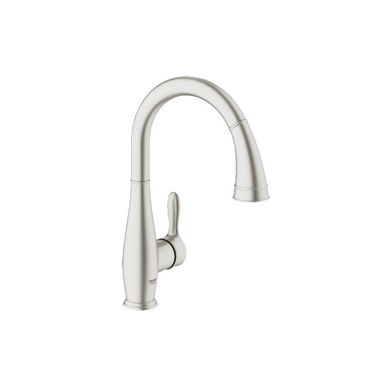 Buy GROHE 30213 Parkfield Kitchen Faucet pulldown at Discount Price at Kolani Kitchen  Bath in