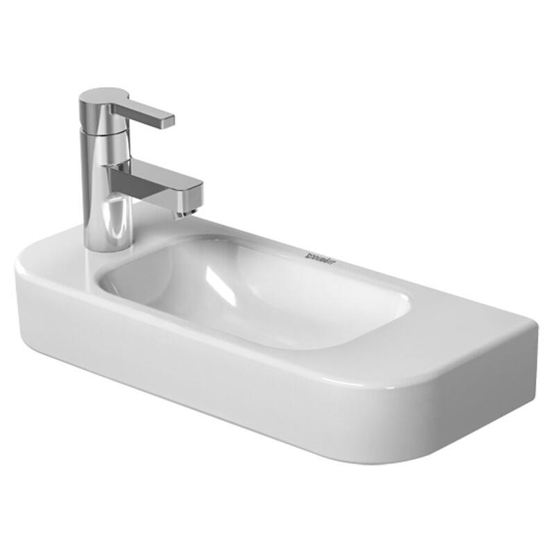 hansgrohe kitchen faucets tile table duravit 0711500000 handrinse basin 50 cm happy d.2 white ...