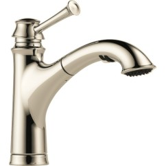 Pull Out Kitchen Faucets Aid Accessories Buy Brizo 63005lf Single Handle Pull-out Faucet At ...