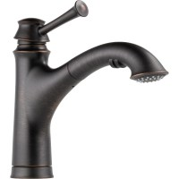 Buy Brizo 63005LF Single Handle Pull-Out Kitchen Faucet at ...