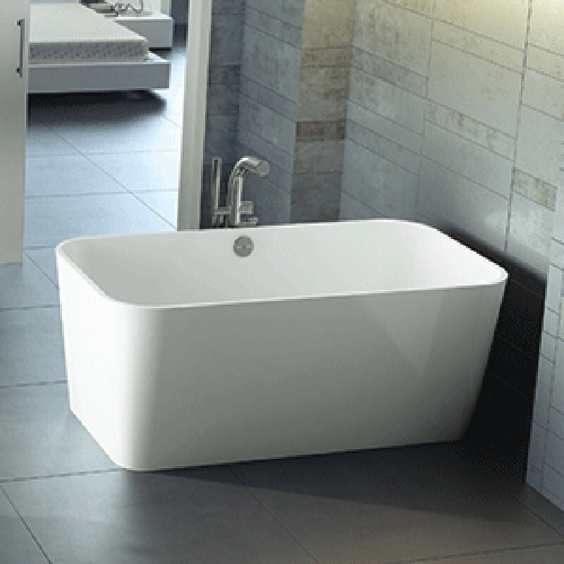 Buy Victoria Albert Edge Contemporary Dual Ended Tub At Discount Price At Kolani Kitchen
