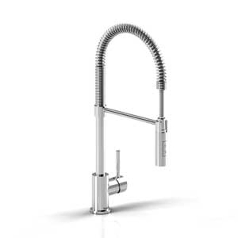 faucets kitchen remodel how to buy riobel bi201 bistro tall faucet with spray at discount