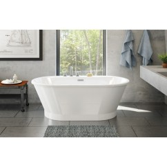 American Standard Kitchen Faucets Parts Curtains Wine Theme Buy Maax Brioso 6636 Bathtub - 103903 At Discount Price ...