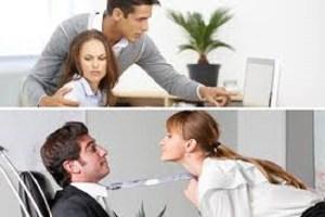 İşyerinde Cinsel Taciz