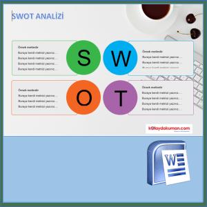 swot analizi anlamı