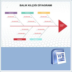 Balık Kılçığı Diyagramı (1)