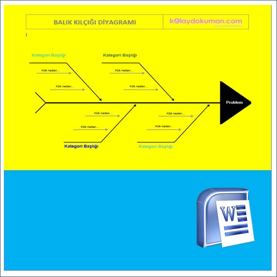 Balık Kılçığı Diyagramı (8)