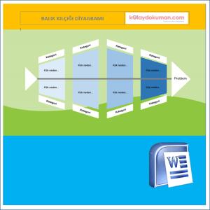 Balık Kılçığı Diyagramı (9)