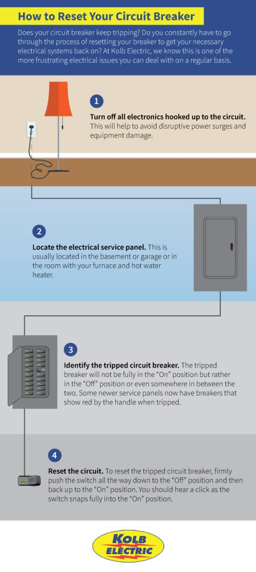 small resolution of if your breaker continues to trip immediately after you ve reset it this is indicative of a direct short do not try to reset your breakers at this point