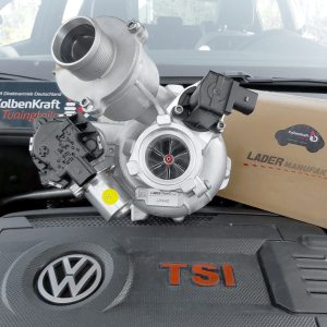 LM440 IS20 Turbo VW Golf GTI 7 MK7 MK7.5 VII Upgradelader Turbocharger KolbenKraft Upgrade Lader Skoda Octavia RS 5E MK3