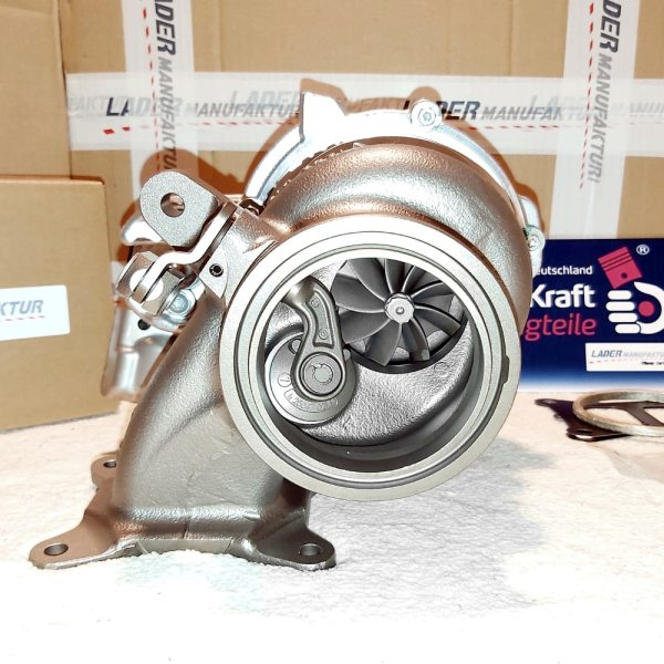 LM500 Gen2 V2 Upgrade Turbo Lader Turbocharger VW Golf 7 R VII 7R MK7 MK7.5 KolbenKraft Tuning Ladermanufaktur 4