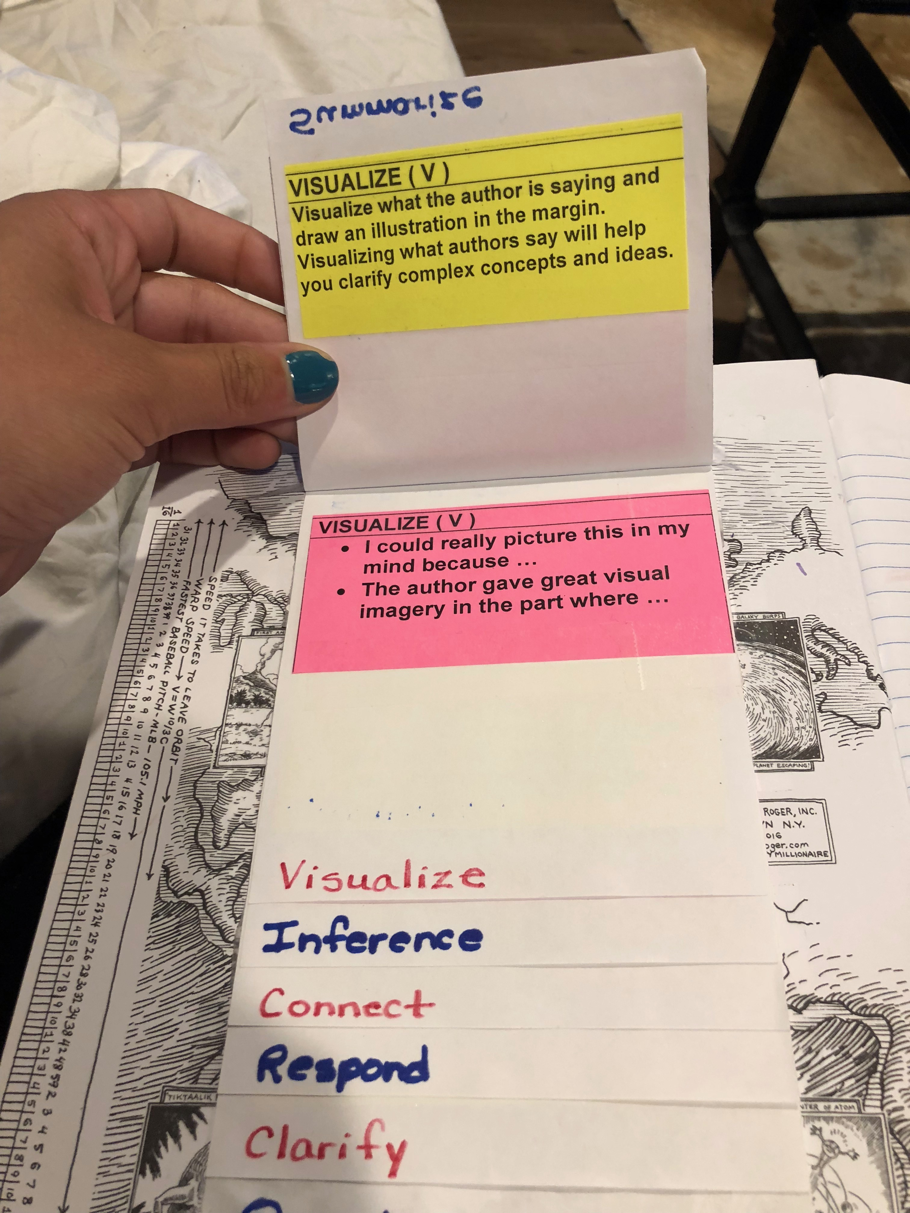 Writing In The Margins Adding Structure And Questioning For Students Kolbe Writes
