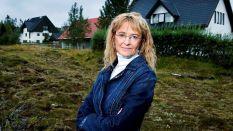 2012-13 Nýkosinn formaður Barnaheilla í maí 2012 Kolbrún Baldursdóttir