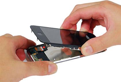 Guía de Reparación por Componentes del iPhone 3G