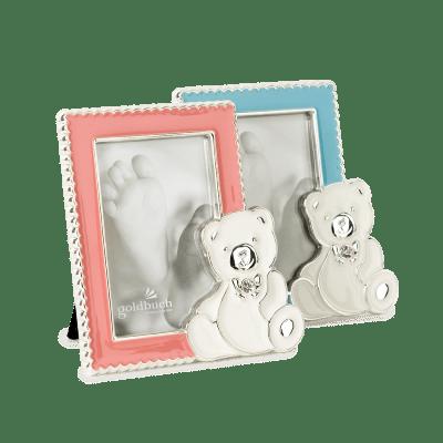 Sweet Bear er en klassisk børneramme af høj kvalitet fra Goldbuch | Koldsø Fotografi Webshop
