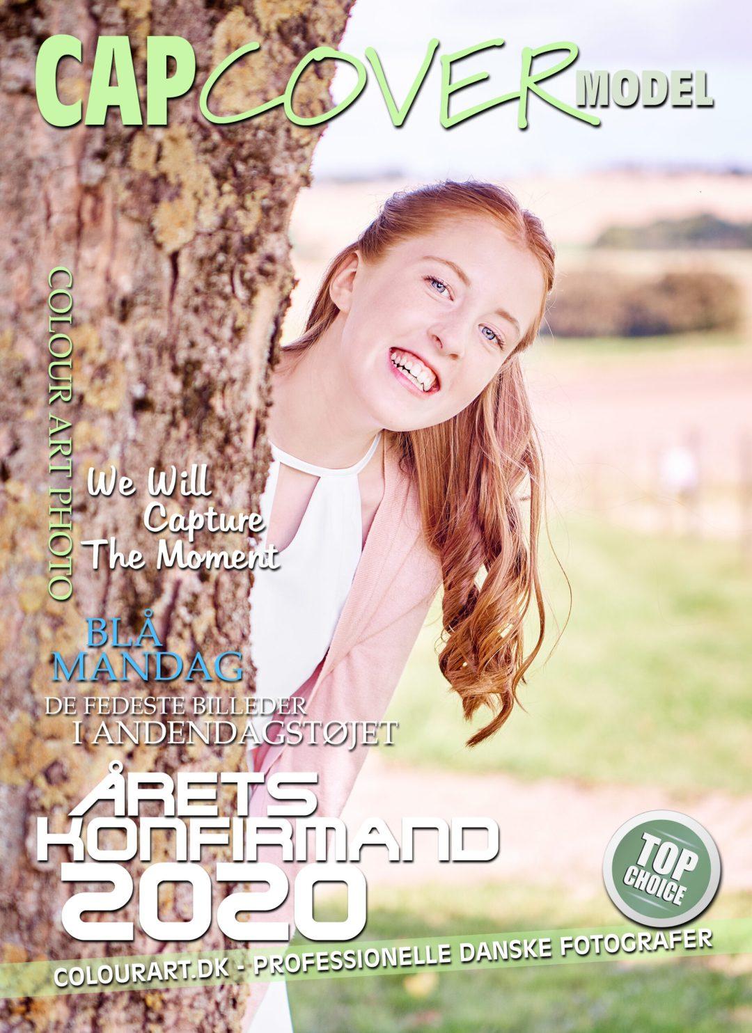 ColourArtPhoto konkurrence for konfirmander. Vind et gavekort eller et cover. Hos Koldsø Fotografi, medlem af ColourArtPhoto.