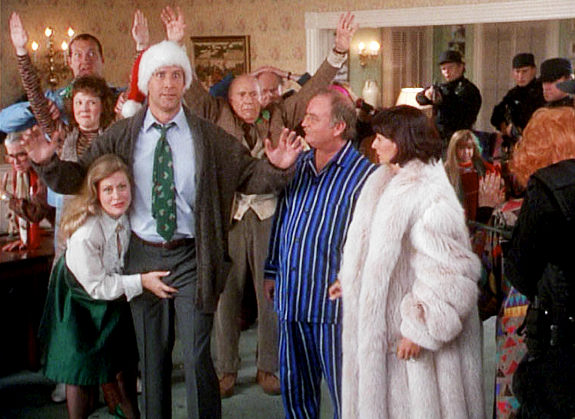 We're gonna have the hap-hap-happiest Christmas since Bing Crosby tapdanced with Danny fucking Kaye! (2/6)