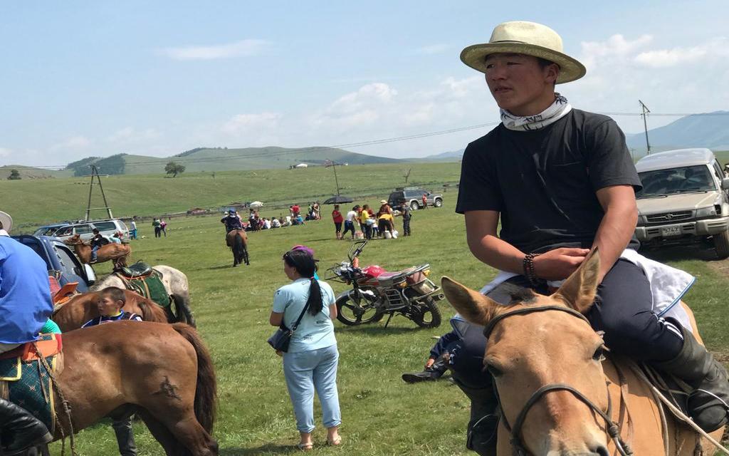 Spotkanie Nomadów w Mongolii