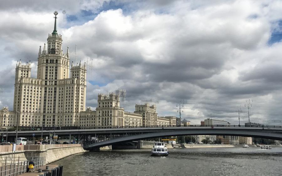 Moskwa - największe miasto w Europie