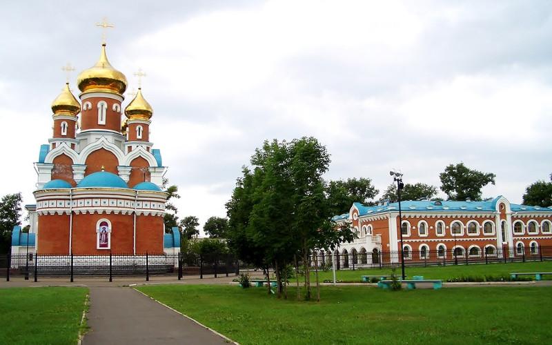Komsomolsk nad Amurem