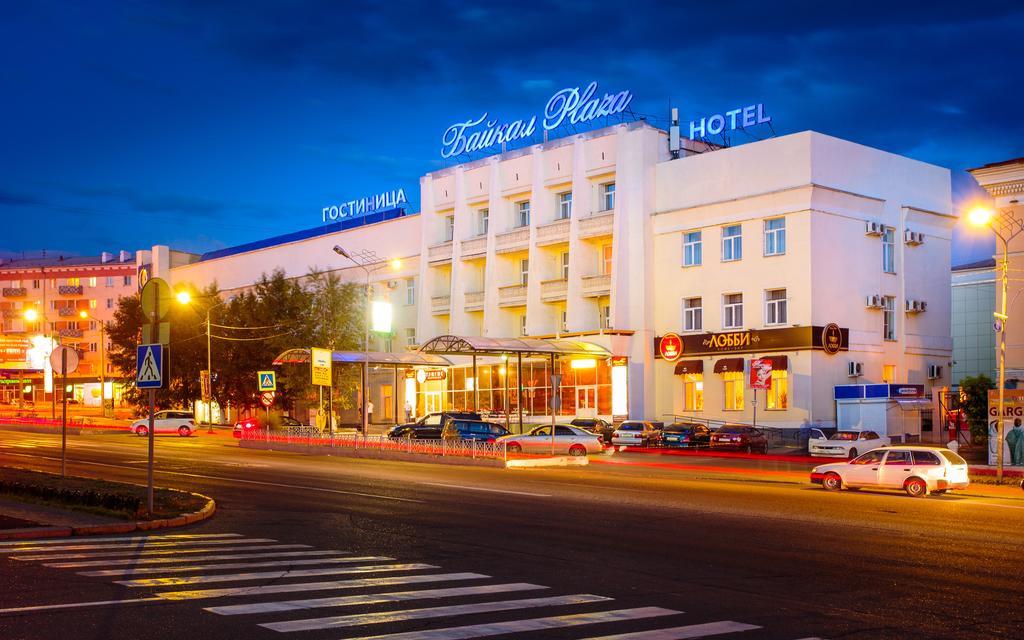 Ułan Ude, hotel Baikal Plaza