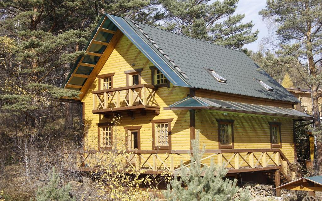 Listwianka, hostel Belka
