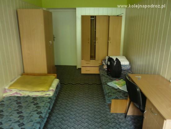Bursa nr 2 w Elblągu - pokój