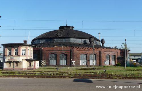 Bydgoszcz - stara parowozownia