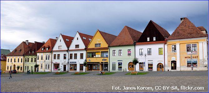 Słowacja – najładniejsze miasteczka