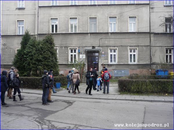 Straż Ochrony Kolei w Krakowie