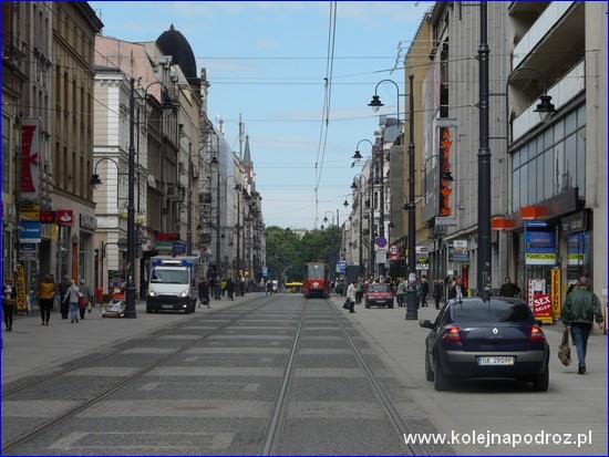 Katowice - ulica 3 Maja