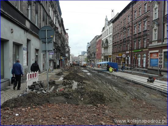 Katowice - ulica Kościuszki